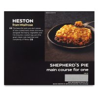 Heston from Waitrose Shepherd's Pie