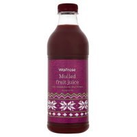 Waitrose mulled fruit juice image