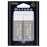 Helix Oxford Large Sleeved Erasers