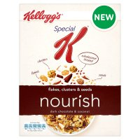 Kellogg's Special K Nourish Dark Chocolate & Coconut