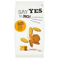 Say Yes To No Dutch Gouda Toasted Bread Chips