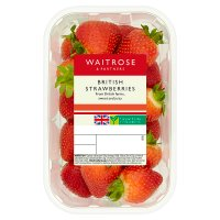 Waitrose Speciality British Strawberries