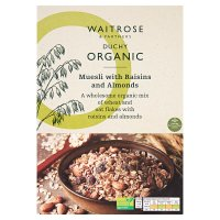Waitrose LOVE life muesli