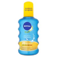 Nivea sun protect & refresh 20 medium