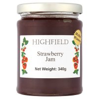 Highfield strawberry jam