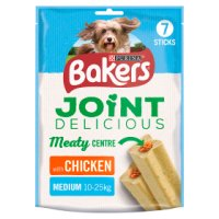 BAKERS® Joint Delicious Adult Medium Dog Chicken Chews Bag