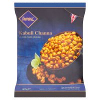 Royal kabuli channa - spicy & crunchy