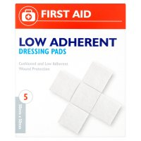 First Aid Dressing Pads