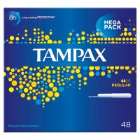 Tampax Regular Applicator Tampons