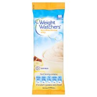 Weight Watchers banoffee whip