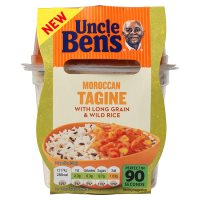 Uncle Ben's Moroccan Tagine
