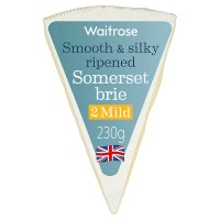 Waitrose Somerset Brie ripened strength 2
