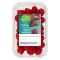 essential Waitrose Raspberries
