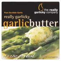 Really Garlicky Co. really garlicky garlic butter