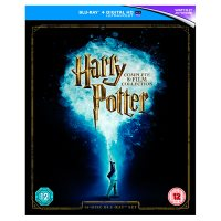 Blu Ray DVD Harry Potter: Complete Collection