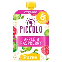 Piccolo Raspberry & Apple