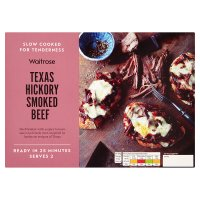 Waitrose Texas Hickory Smoked Beef