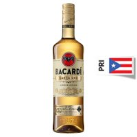 Bacardi Carta Oro Superior Gold Rum