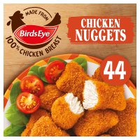 Birds Eye 38 chicken nuggets