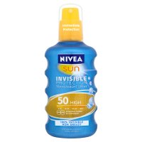 Nivea sun 50 high invisible spray
