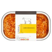 Waitrose 1 lamb moussaka