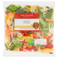 Waitrose Mixed Pepper Stir Fry