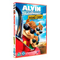 DVD Alvin & The Chipmunks Road Chip