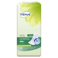 Tena Lady pads aloe vera normal