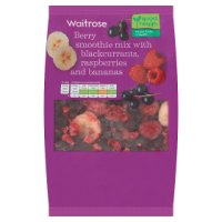 Waitrose LoveLife berry smoothie mix