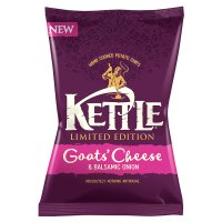 Kettle Limited Edition Goats' Cheese