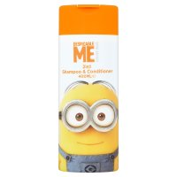 Despicable Me 2 in 1 Shampoo