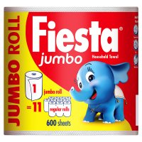 Fiesta Jumbo Household Towel