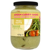 Thai Taste green curry sauce