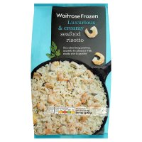 Waitrose Frozen seafood risotto