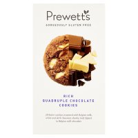 Prewetts Cookies Triple Chocolate