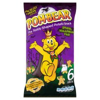 Pom-Bear pickled onion Halloween pack image