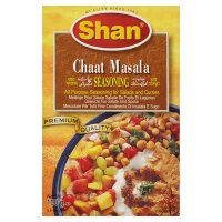 Shan chaat masala seasoning