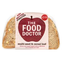 The Food Doctor multi seed & oats bread