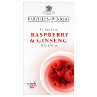 Darvilles Infusions - Raspberry & Ginseng
