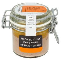 Waitrose 1 Smoked Duck Pate with Apricot Glaze