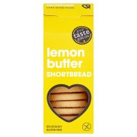 Kent & Fraser lemon butter shortbread