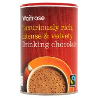 Waitrose luxuriously rich drinking chocolate