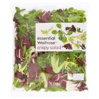 essential Waitrose crispy salad