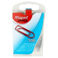Maped Paperclips Assorted Colours