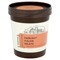 Waitrose Seriously intense hazelnut Italian gelato