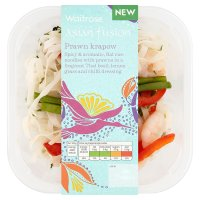 Waitrose Asian fusion prawn krapow