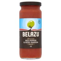 Belazu sauce red pepper & harissa