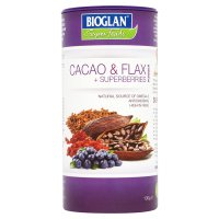 Bioglan Super Foods Cacao & Flax & Superberries