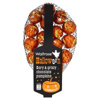 Waitrose chocolate spooky pumpkins&nbsp;image