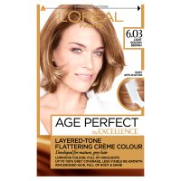 L'Oréal Excellence Golden Brown 6.03